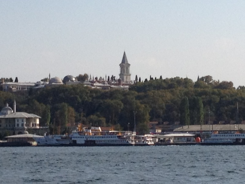 October 2012 - Istanbul